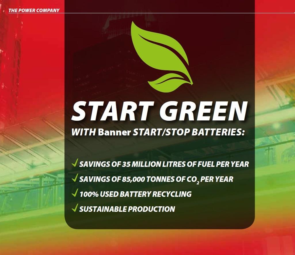 Start Green