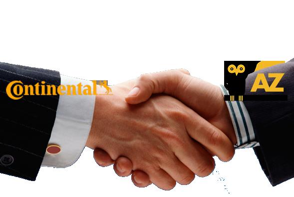 Continental Automotive Spain firma un proyecto de colaboración con AZ ESPAÑA