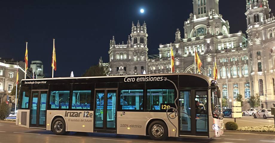 La EMT aprueba un lote adicional de 89 nuevos autobuses, de los cuales 15 son 100% eléctricos