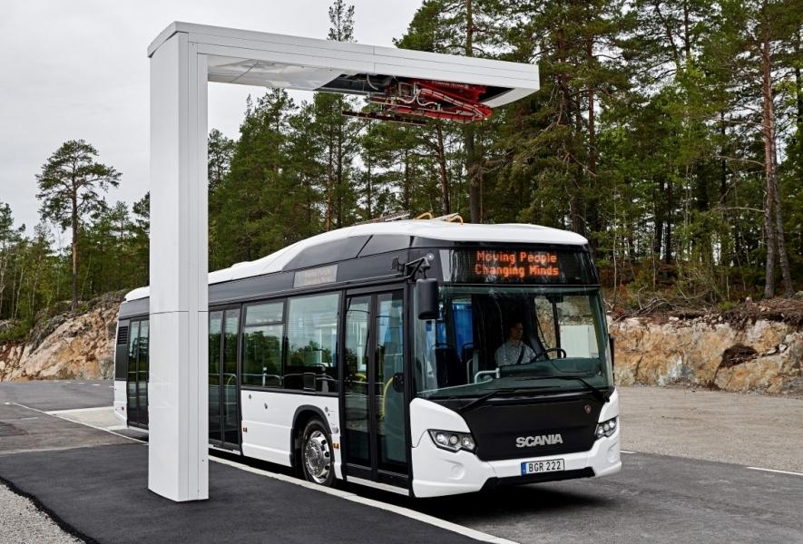 Según Scania, la electrificación llegó para quedarse