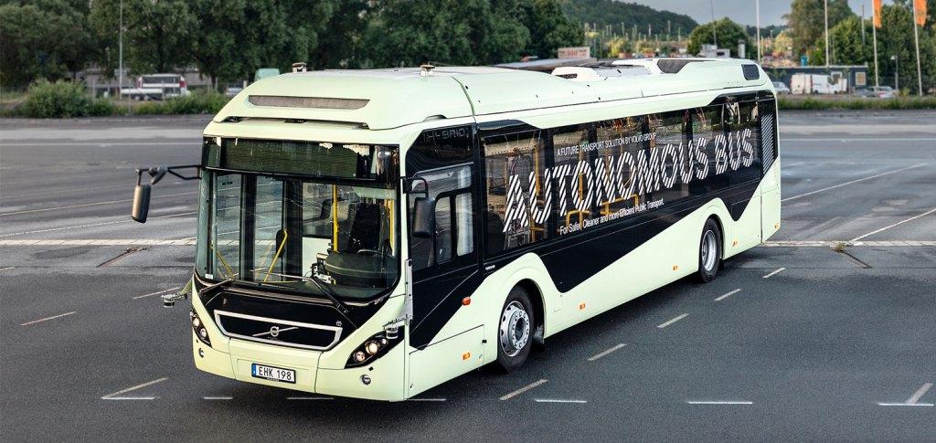 Volvo realiza pruebas con su primer autobús autónomo en la ciudad de Gotemburgo